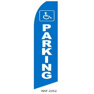 Handicap Parking Half Sleeve