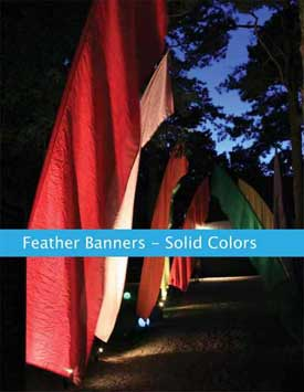 Feather Banners