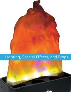 Lighting, Special Effects, and Props