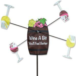 WhirliGig Spinner – 21 in. Wine A Bit