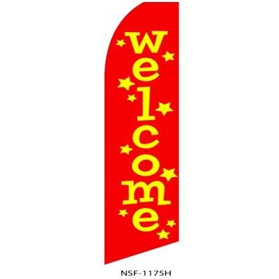 (23) Welcome Half Sleeve