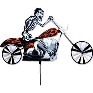 IN CHOPPER SPINNER -SKELETON