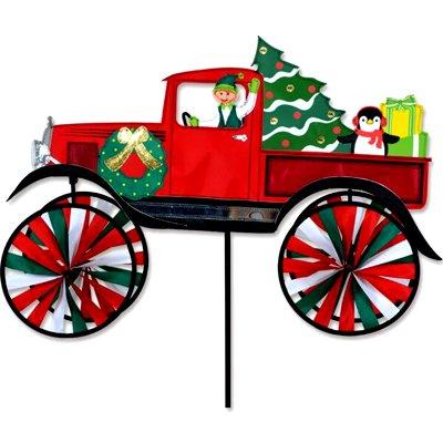 27 - Christmas Truck Spinner