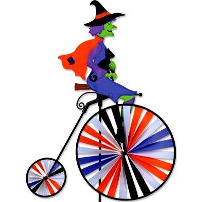 33 - High Wheel Bike Spinner – Witch