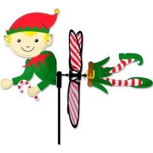 Petite Spinner – Christmas Elf