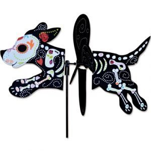 Petite Spinner – Day of the Dead Dog