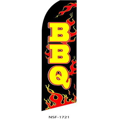 BBQ Banner Only (Half Sleeve Banner Only)