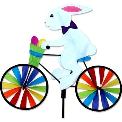 8 - 20 in Bike Spinner – Easter Bunny