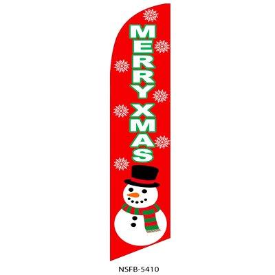 Merry Xmas (snowman)