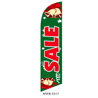 Sale (Holiday Sale)Feather Banner Package