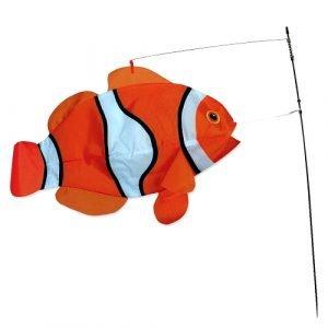Swimming Fish, Hero Flags