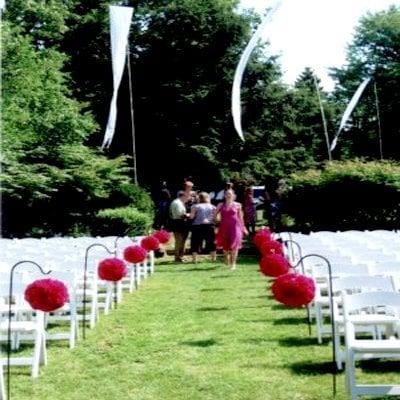 Wedding Pennant Banners 2
