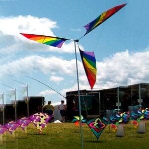 Wind Generators & Ornamental Wind Art