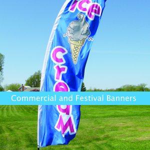 Commercial-Fair-Festival Banners