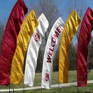 Custom Print Feather Banners